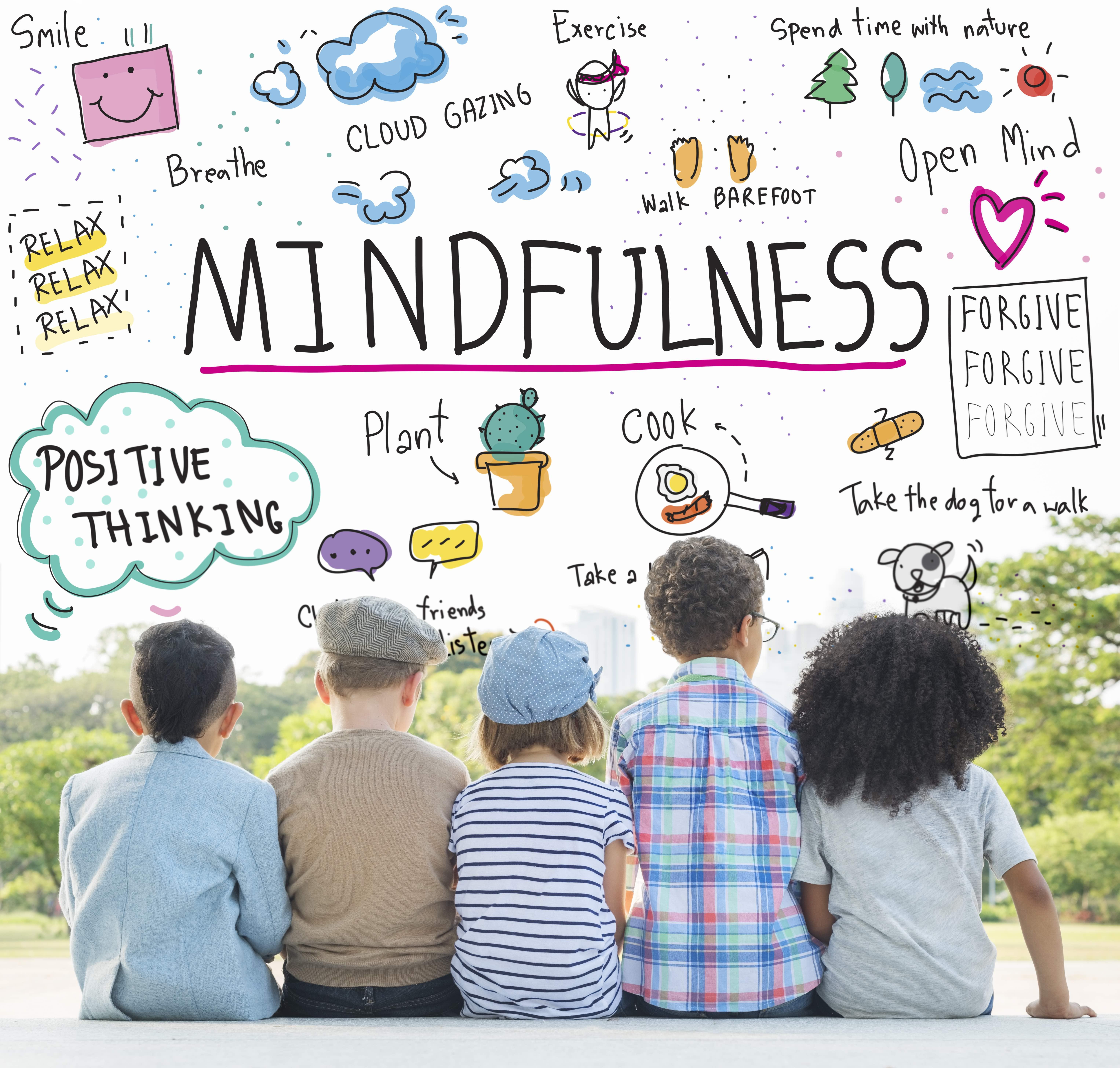 Children's Movement, Mindfulness & Meditation Classes